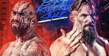 Video Bareknuckle Boxe: Marcin Rozalski vs Josh Barnett  KSW Genesis 17