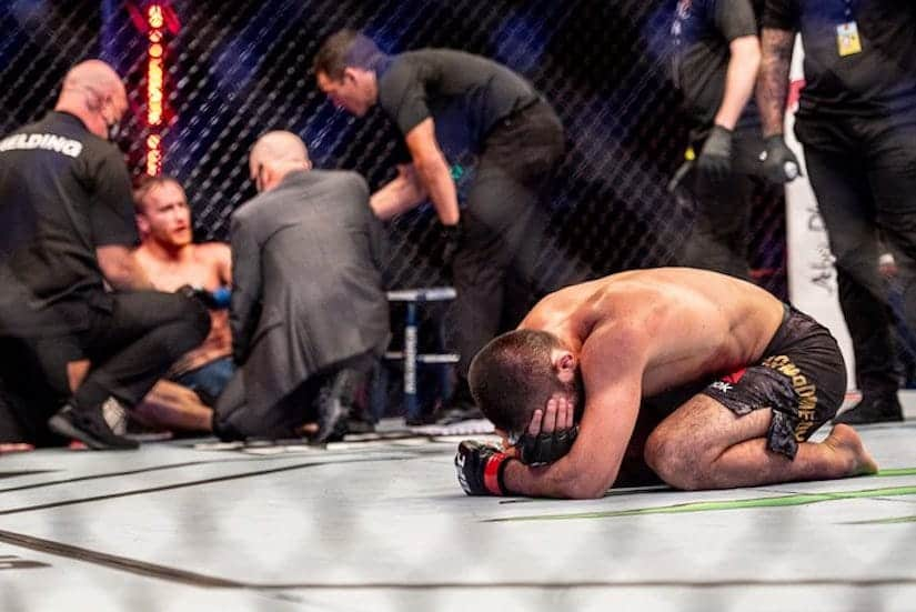 Khabib si ritira dalle MMA: l'opinione sincera di un appassionato 1