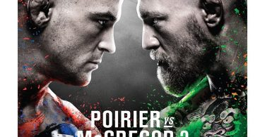 Risultati Conor Mcgregor vs Dustin Poirer 2 7