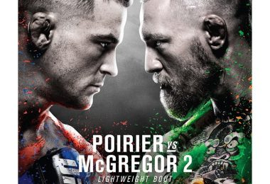 Risultati Conor Mcgregor vs Dustin Poirer 2 10