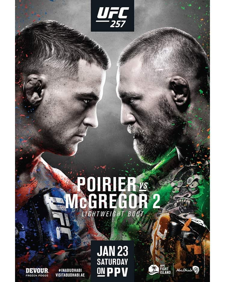 Risultati Conor Mcgregor vs Dustin Poirer 2 12