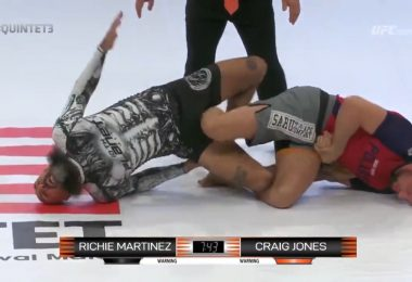 Video: Team Polaris vs Team 10th Planet al QUINTET 3 (Match Completo) 7
