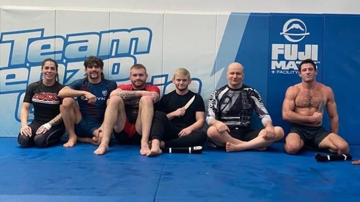 Nicky Ryan e Ethan Crelinsten promossi a cintura nera da John Danaher 5