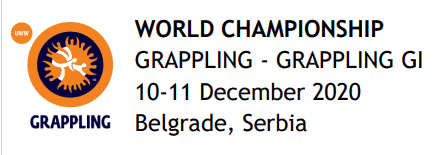 Mondiali di grappling 2020 (World Grappling Championship) 1