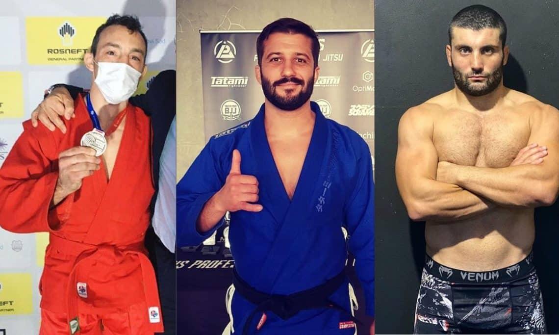Si chiude un weekend magico per l'Italia in Sambo, BJJ e MMA 1