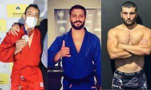 Si chiude un weekend magico per l'Italia in Sambo, BJJ e MMA 2
