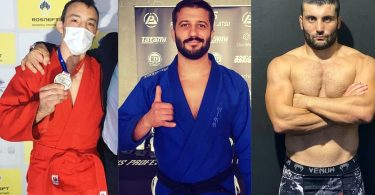 Si chiude un weekend magico per l'Italia in Sambo, BJJ e MMA 16