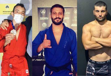 Si chiude un weekend magico per l'Italia in Sambo, BJJ e MMA 12
