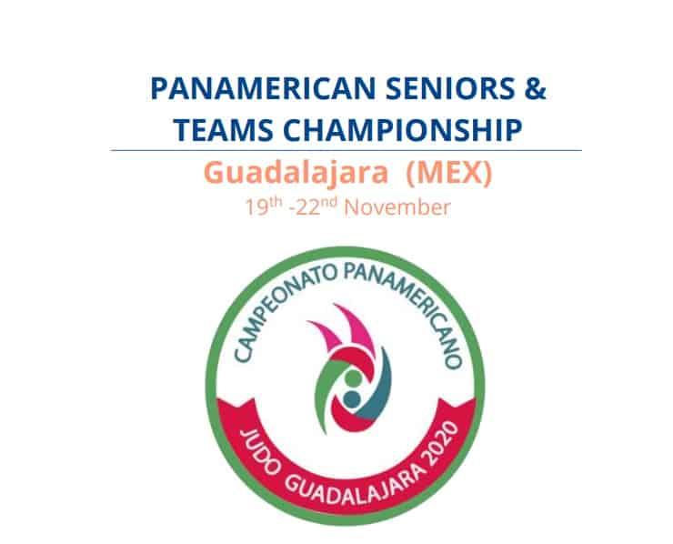 Campionato panamericano di judo 2020 1
