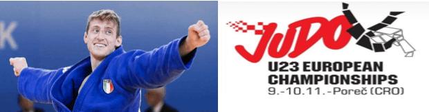 Europei Junior e U23 di judo 2020 1