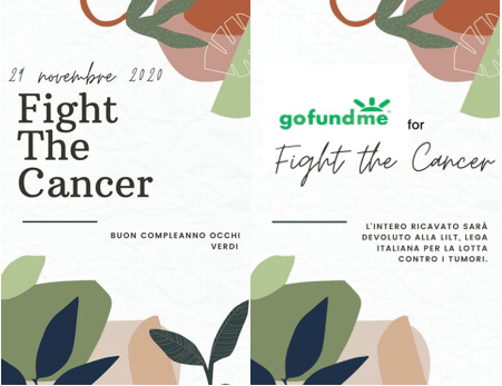 "Evento benefico online ""Fight the Cancer. Talks on the Mat"" 1"