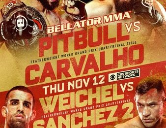 Risultati Bellator 252: Pitbull vs. Carvalho 12