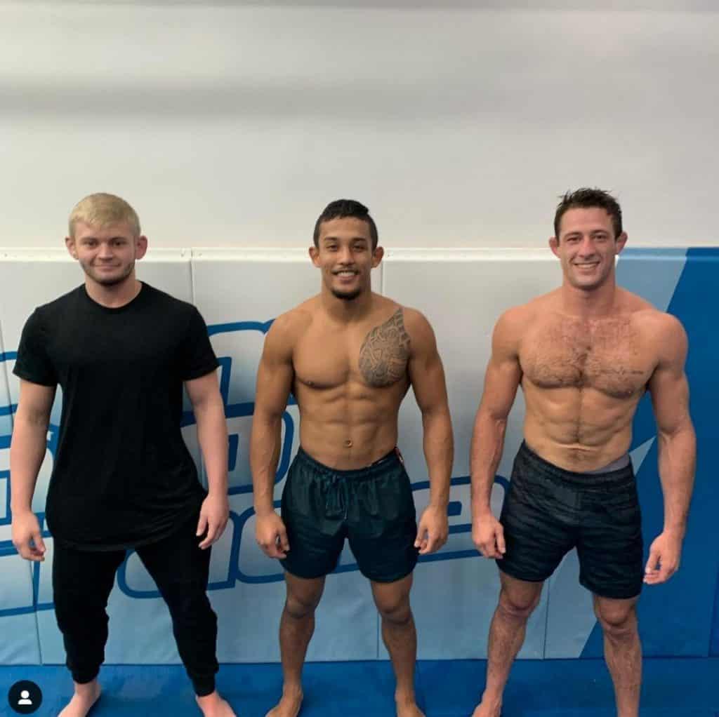 Nicky Ryan e Ethan Crelinsten promossi a cintura nera da John Danaher 2