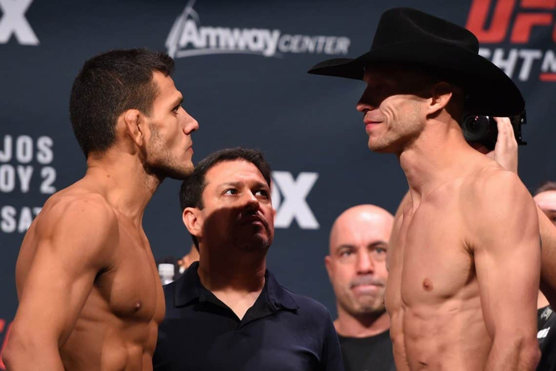 Annunciato Cowboy Cerrone contro Dos Anjos.. nel BJJ! (e molti altri) 1
