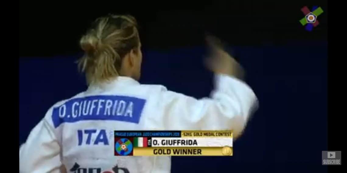 Risultati Europei di judo 2020 1