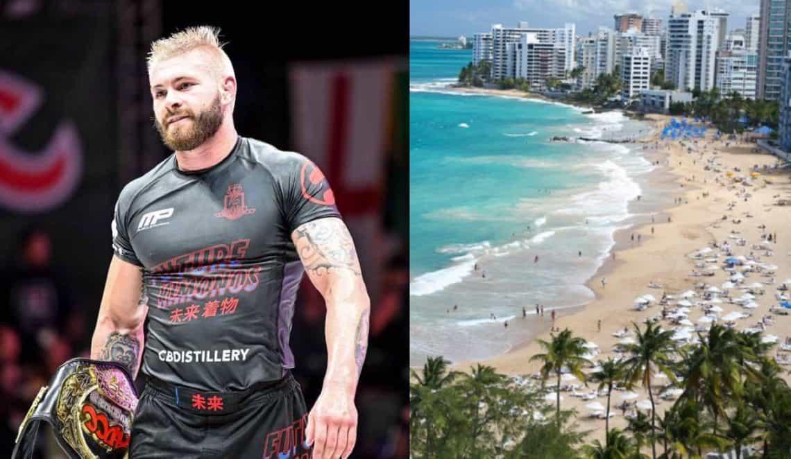 Gordon Ryan e Danaher traslocano a Porto Rico, paradiso fiscale 1