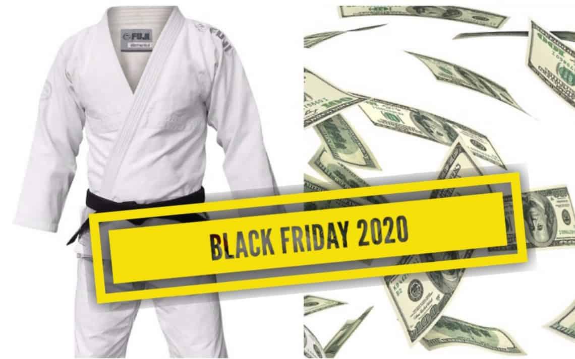 Black Friday 2020: codici sconto e link dei marchi di BJJ per risparmiare! 1