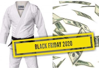 Black Friday 2020: codici sconto e link dei marchi di BJJ per risparmiare! 4