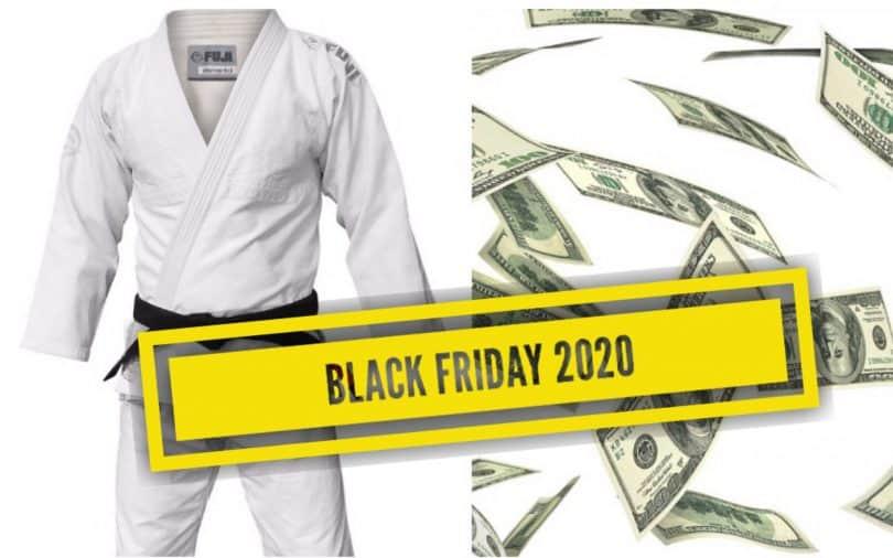 Black Friday 2020: codici sconto e link dei marchi di BJJ per risparmiare! 12