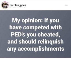 "Gordon Ryan attacca Lachlan Giles: ""Sei un dopato e non vinci comunque nulla"" 2"