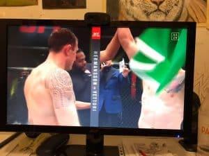 UFC on ESPN 19: Hermansson vs. Vettori 4