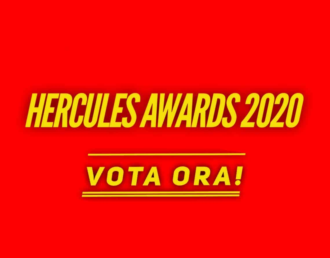 Tornano i nostri Hercules Awards! Vota ora! 2