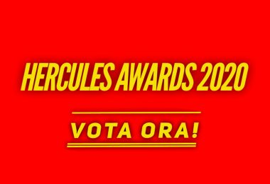 Tornano i nostri Hercules Awards! Vota ora! 22