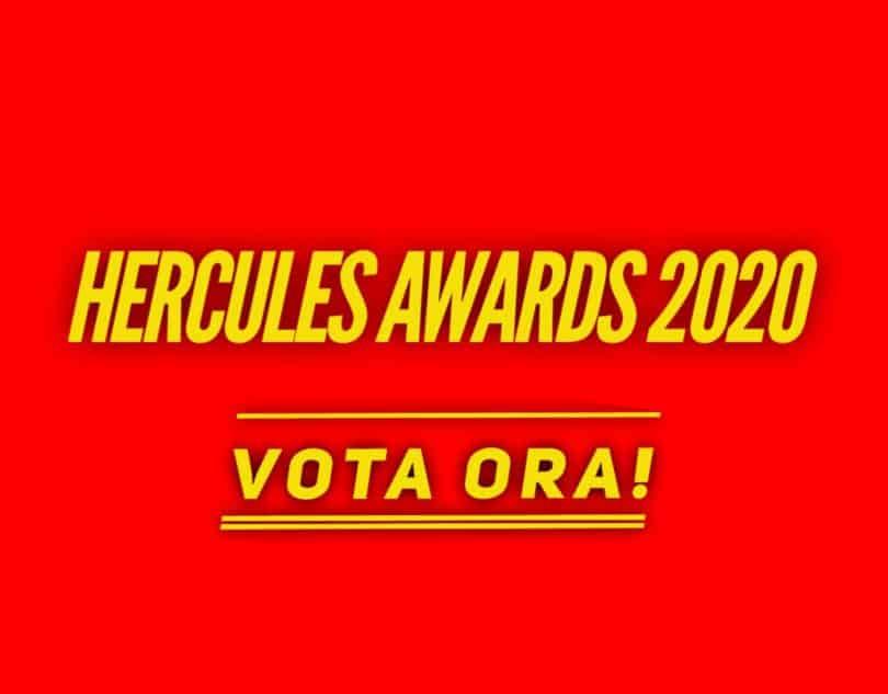 Tornano i nostri Hercules Awards! Vota ora! 5
