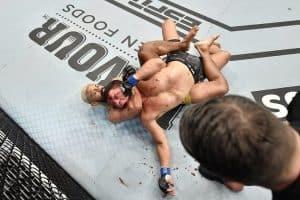 Le 10 Submissions in UFC più belle del 2020 secondo Grappling-Italia 10