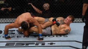 Le 10 Submissions in UFC più belle del 2020 secondo Grappling-Italia 8