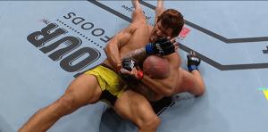 Le 10 Submissions in UFC più belle del 2020 secondo Grappling-Italia 6