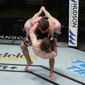 Le 10 Submissions in UFC più belle del 2020 secondo Grappling-Italia 4