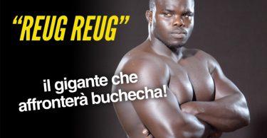 """Video: il debutto nelle MMA di """"Reug Reug"""", il gigante che affronterà Buchecha 16"""