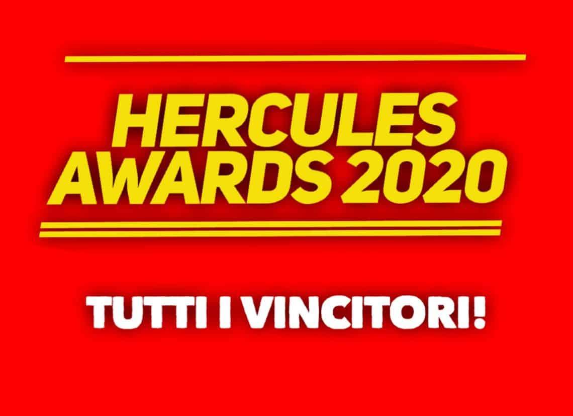 Hercules Awards 2020: ecco tutti i vincitori! 1