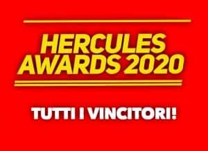 Hercules Awards 2020: ecco tutti i vincitori! 2