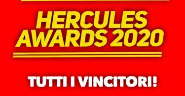 Hercules Awards 2020: ecco tutti i vincitori! 28