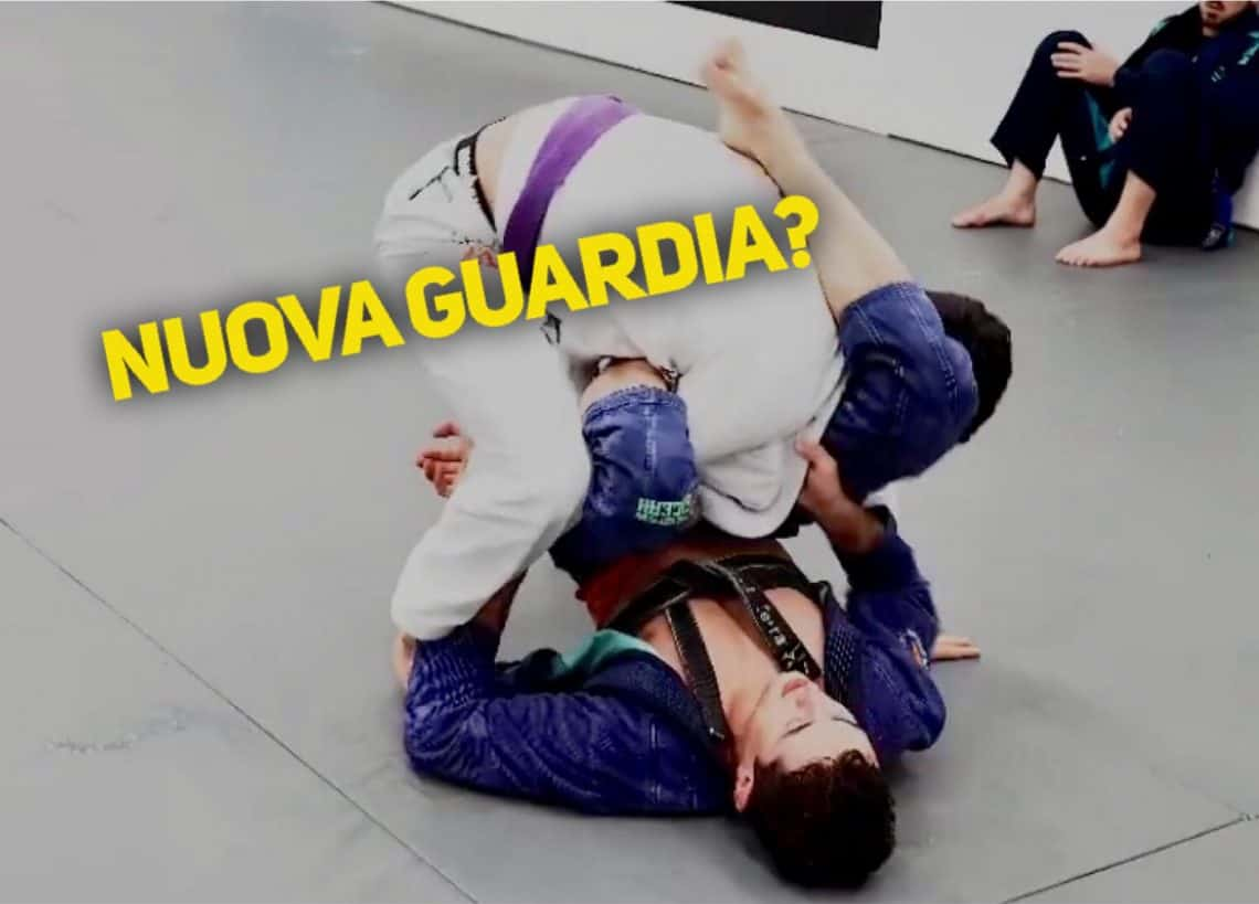 Caio Terra sta inventando una nuova guardia (video) 1