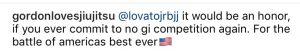 Gordon Ryan sfida Lovato, chi sarà il migliore americano di sempre nel BJJ? 3