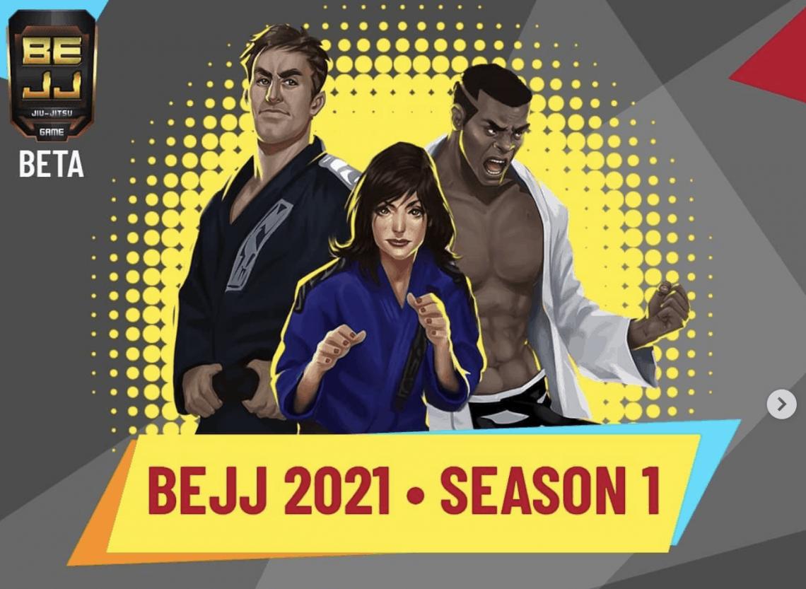 E' in arrivo il primo videogame sul Jiu Jitsu! 1