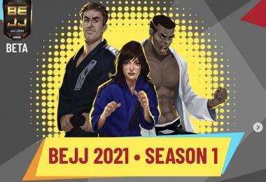 E' in arrivo il primo videogame sul Jiu Jitsu! 9