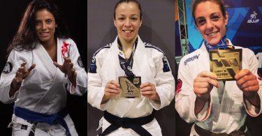 Tutte le italiane campionesse del mondo di BJJ 8