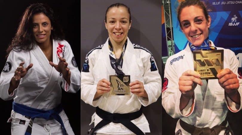 Tutte le italiane campionesse del mondo di BJJ 6