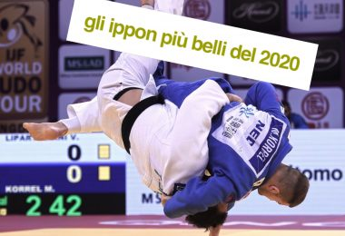 Video: gli IPPON del Judo più belli del 2020 7