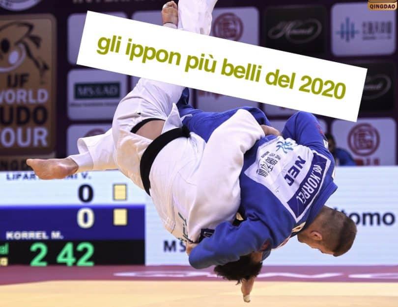 Video: gli IPPON del Judo più belli del 2020 5