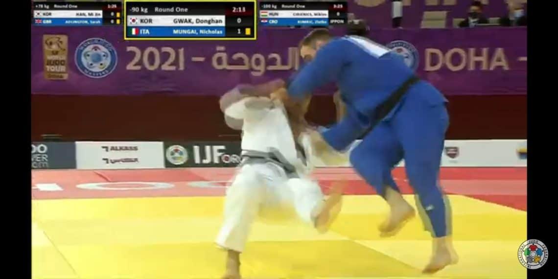 Doha Masters di judo 2021 1