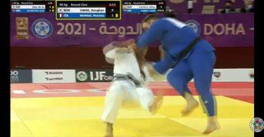 Doha Masters di judo 2021 2