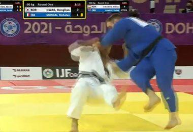 Doha Masters di judo 2021 3