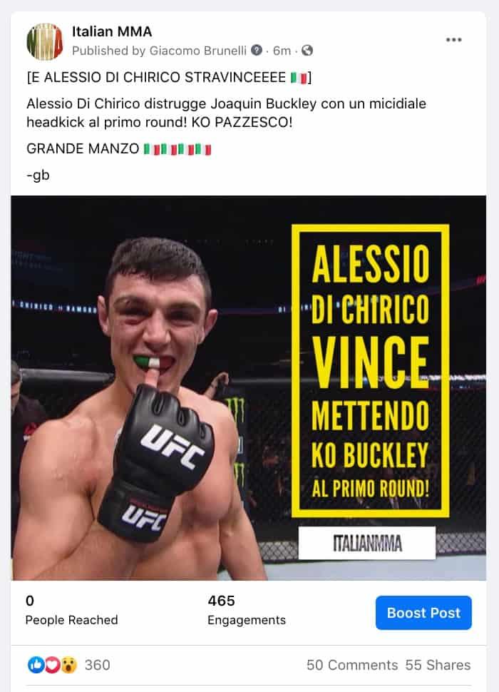 Alessio Di Chirico contro Joaquin Buckley... come è andata? 4