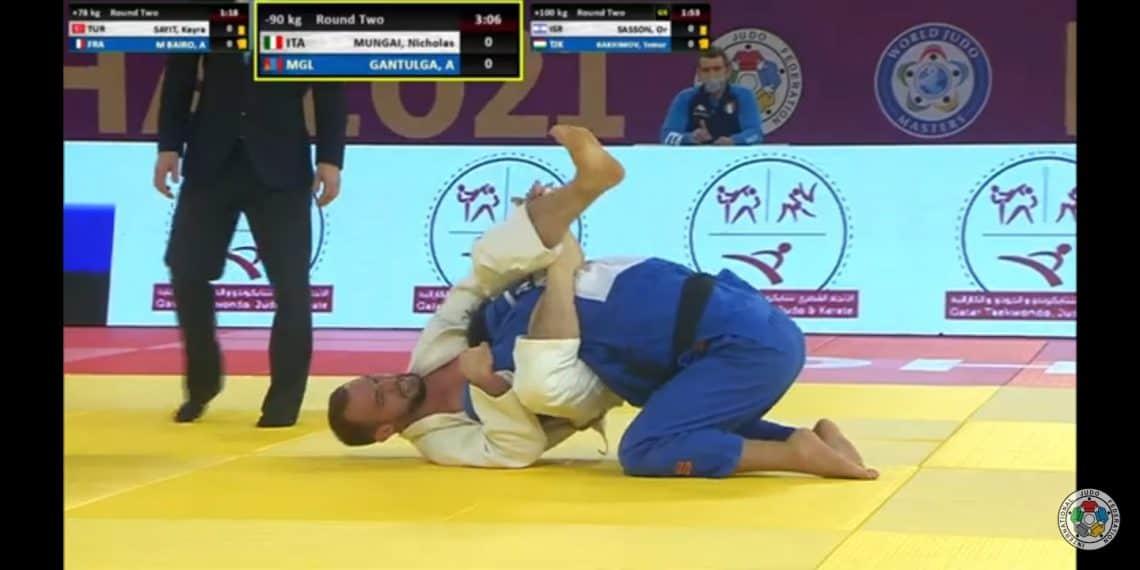 Grand Slam di judo Antalya 2021 1