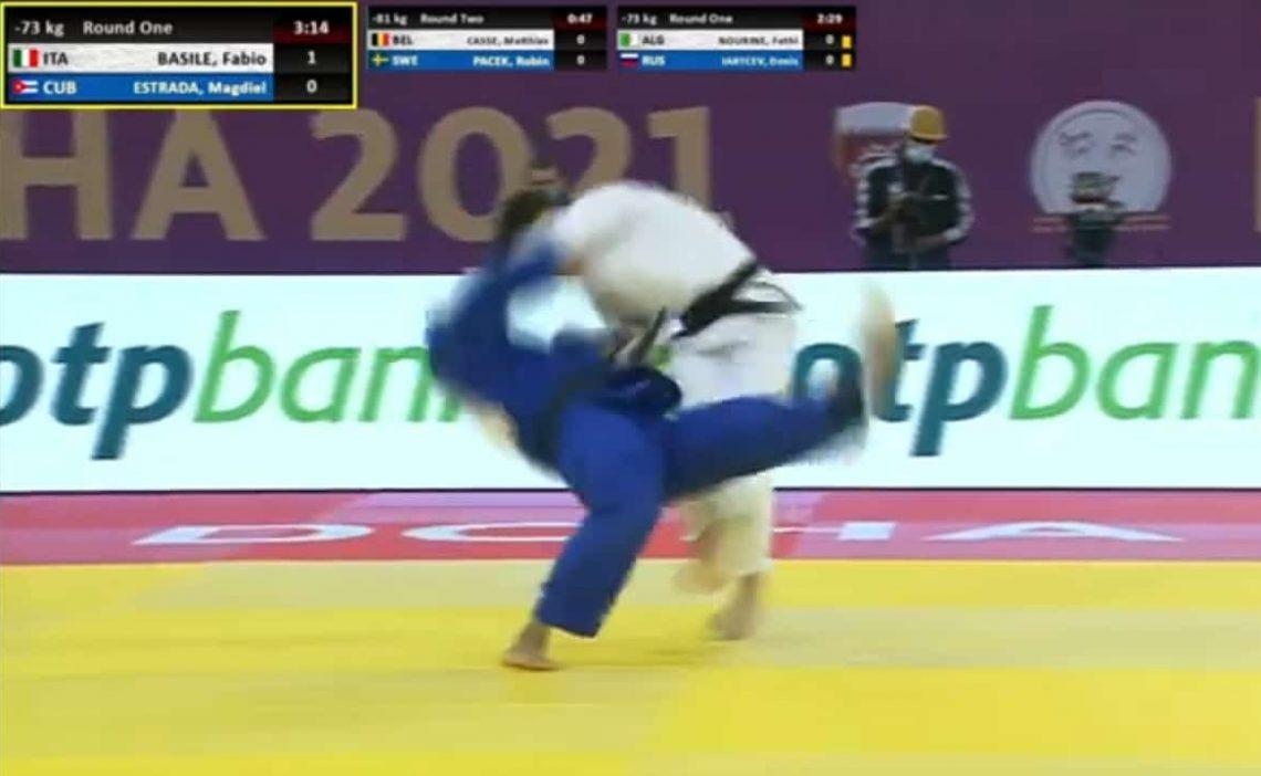 Grand Slam di judo Tashkent 2021 1